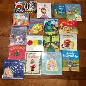 Lot of 18 Children Books